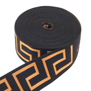 High-quality elastic Jacquard elastic Band for Underwear